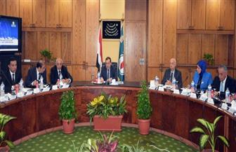 وزير البترول يرأس اجتماع اللجنة العليا الخاصة لمشروع تحويل مصر إلى مركز إقليمى للطاقة