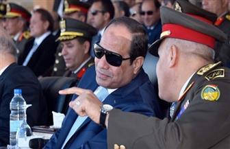 القوات المسلحة تهنئ الرئيس السيسي بفوزه بفترة رئاسية ثانية.. وتؤكد وقوفها خلف قيادتها الرشيدة