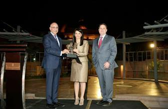وزيرة السياحة تلتقى أعضاء اللجنة التنفيذية للاتحاد الدولى للغاز IGU