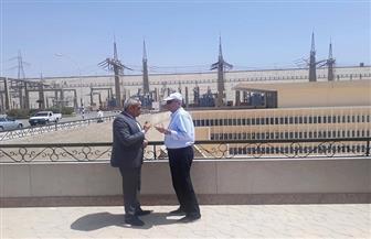 وفد برلماني يزور السد العالي والمحطة الكهربائية ومدينة أبو سمبل | صور