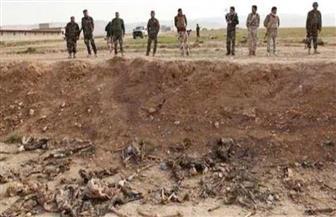 العثور على أكبر مقبرة لعناصر داعش جنوبي الموصل العراقية