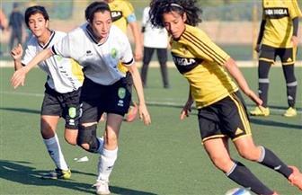 فوز دجلة والطيران والمعادي والمؤسسة في دوري الكرة النسائية