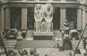 في ذكرى وضع حجر الأساس للمتحف المصري .. حكاياتنا مع البناء والأسمنت | صور