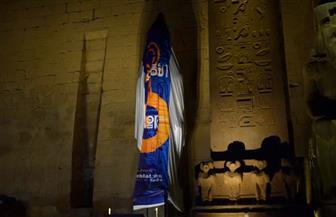 إزاحة الستار عن تمثال جديد للملك رمسيس الثاني بالأقصر بعد أن كان محطما ومفككا لـ 14 قطعة| صور