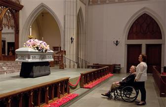 رؤساء أمريكيون سابقون بين الحضور في جنازة باربرا بوش | صور