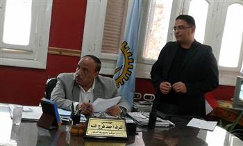 """إحالة 9 موظفين بالمحليات والطب البيطري في """"الشين"""" بقطور إلى التحقيق"""