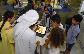 """""""تأثير التكنولوجيا على مستقبل العلوم"""" بمهرجان الشارقة القرائي للطفل"""