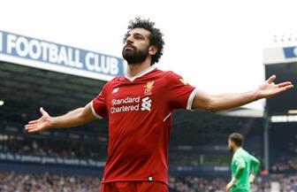 محمد صلاح يعادل رقم الهداف التاريخي للدوري الإنجليزي في موسم واحد