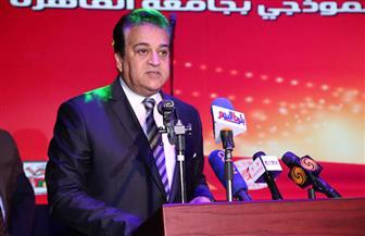 تفاصيل مشاركة وزير التعليم العالي في افتتاح معهد كونفوشيوس النموذجي بجامعة القاهرة |صور