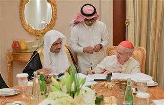 لجنة عمل دائمة بين رابطة العالم الإسلامي والفاتيكان لنشر الوعي السليم | صور