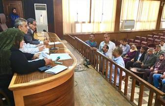 محافظ كفر الشيخ يناقش 39 شكوى للمواطنين في اللقاء الأسبوعي   صور