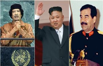 """""""المارد الأحمر"""".. هل يكون طوق النجاة لـ""""رجل الصواريخ"""" من مصير صدام والقذافي؟"""