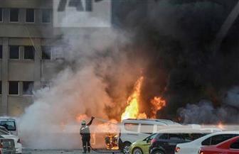 الداخلية: إصابة 12 شخصا وتصدع عقارين نتيجة انفجارات بمخزن ثلاجات بالمرج