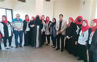 لجنة المرأة بنادي كفر الشيخ الرياضي تنظم يوما ترفيهيا للأطفال الأيتام | صور