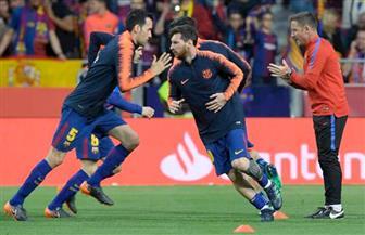 تشكيل مباراة برشلونة وإشبيلية في نهائي كأس الملك