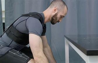 تطوير ملابس لمراقبة الأنشطة الحركية للمستخدم