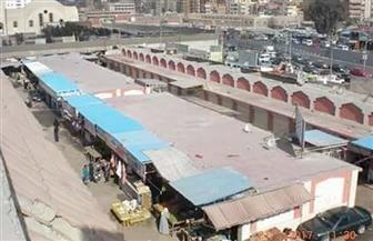 انتهاء المرحلة الأولى من تطوير سوق الجمعة بالإسماعيلية | صور