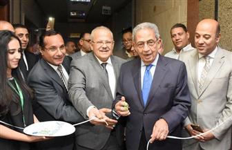 تفاصيل ملتقى التشغيل والتدريب بجامعة القاهرة بحضور وزيري التضامن والتنمية المحلية |صور