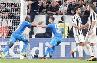 نابولي يفوز على يوفنتوس ويجدد آماله في الفوز بلقب الدوري الإيطالي