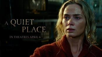 """فيلم الرعب """"إيه كوايت بليس"""" يتصدر إيرادات دور السينما الأمريكية"""
