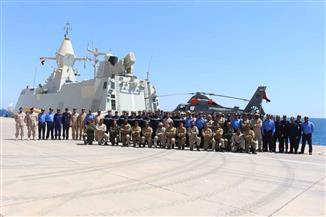 بدء فعاليات التدريب المصري البحريني خالد بن الوليد 2018