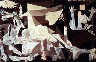 """متحف بيكاسو يعرض نسخة طبق الأصل من لوحة """"جرنيكا"""""""