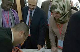 """محمد يونس يوقع """"الجاذبية نحو تحقيق الذات"""" في المؤتمر الدولي للغة العربية بدبي"""