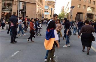 استقالة رئيس الوزراء الأرميني بعد احتجاجات | صور