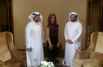 رانيا هاشم فى ملتقى الإعلام العربي بالكويت: آن الأوان لنتحد لخلق منافسة قوية للغرب