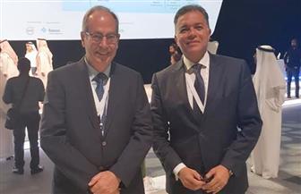 تفاصيل مشاركة عرفات في الدورة الثالثة لمؤتمر النقل للاتحاد العالمي للمواصلات 2018 بدبي| صور