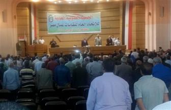 وهب الله: مصر لن تبنى إلا بسواعد العمال.. وقانون العمل يصدر الشهر المقبل