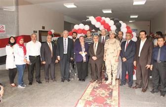 جامعة طنطا تنظم معرضا للفنون التشكيلية بمناسبة ذكرى تحرير سيناء | صور