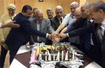تكريم سكرتيري العموم السابقين بمحافظة جنوب سيناء | صور