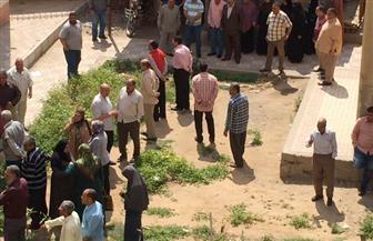 تنفيذ تجربة لإخلاء مبنى مديرية التعليم بمحافظة كفرالشيخ | صور