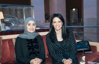 """رانيا المشاط تبحث مع وزيرة الدولة للسعادة الإماراتية إطلاق تجربة """"المقصد السياحي السعيد"""""""