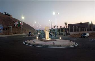 المقاولون العرب تنفذ العديد من المشروعات في سيناء