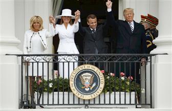 رئيس فرنسا يشيد بالتعاون العسكري مع الولايات المتحدة.. ويؤكد: قادرون معا على دحر الإرهاب