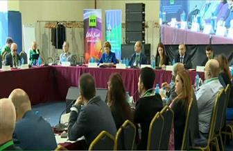 """منتدى صحفيي الدول الإسلامية بـ""""القرم"""": الإرهاب والعنف ليسا إسلاما قرآنيا"""