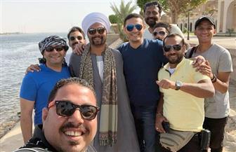 """محمد علي ضيف شرف مهرجان """"وهران السينمائي"""" بعد تألقه في """"طايع"""""""