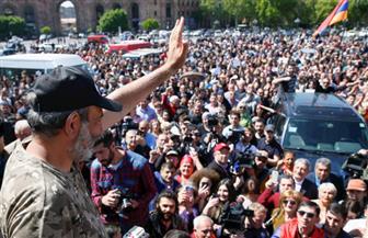 استمرارالاحتجاجات فى أرمينيا بعد فشل مشاورات تشكيل الحكومة