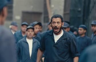 """فى الحلقة الثانية من """"أيوب"""".. مصطفى شعبان يشعل النار فى قسم الشرطة لدفن امه"""