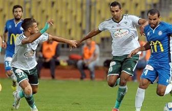 المصري يتعادل مع سموحة 1 -1 والعشري يطمئن على لقاء الزمالك
