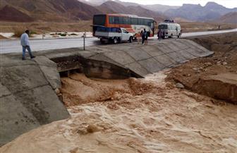 إعلان حالة الطوارئ لمواجهة الأمطار أو السيول المتوقعة بالفيوم