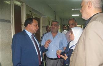 إحالة أطباء بالمستشفى الجامعي ببني سويف للتحقيق بسبب الإهمال والتقصير | صور