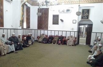الإعلام المائي بوزارة الري ينظم ندوة لتوعية أئمة الأزهر والأوقاف بالمسجد الحسيني   صور