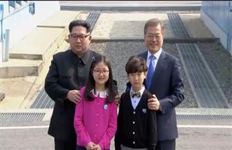 كيم جونج أون أول زعيم كوري شمالي يعبر الحدود إلى الجنوب منذ الحرب
