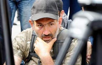 انتخاب زعيم الاحتجاجات نيكول باشينيان رئيسا للوزراء في أرمينيا