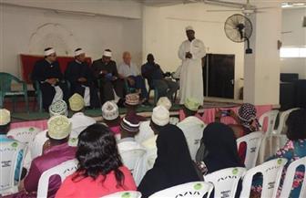 قافلة مجلس حكماء المسلمين تنتقل إلى ممباسا في محطتها الثالثة بكينيا