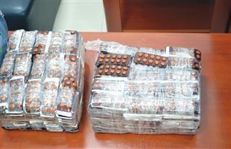 إحباط تهريب أكثر من 4 ملايين قرص مخدر إلى البلاد عبر محور قناة السويس