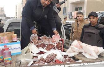 تحرير 112 قضية غش تجاري خلال 3 أيام